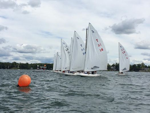 Glenn McMurray wins Maxinkuckee Fall Regatta